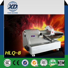 Hlq-8 Potable 8L Carne y Vegetales Cuenco Chopper Bowl Cutter Machine