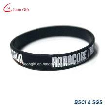 Boa venda promoção Silicone pulseira bracelete personalizado
