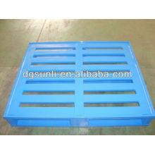 Powder coating heavy duty steel pallet