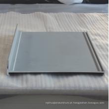 6063 Janela de Alumínio Extrudado e Perfil da Porta