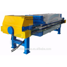 Presse-filtre de Leo Machine de traitement des eaux usées textiles (SEEU) Filtre presse