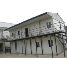 Стальная конструкция Модульный дом Сборный дом