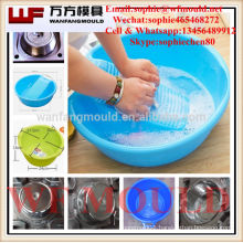 basin for washing clothes/OEM Custom basin mould for washing clothes
