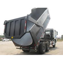 HOWO 6X4 Dump Truck with U Type Box