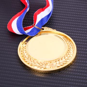 Fábrica personalizada fazer prêmio de metal para esportes