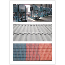 cemento barato para techos máquina de cemento azulejo azotea maquinaria máquina/arcilla techo azulejo equipo