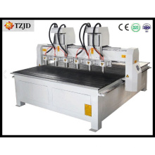 Máquina de perfuração de madeira CNC de seis eixos