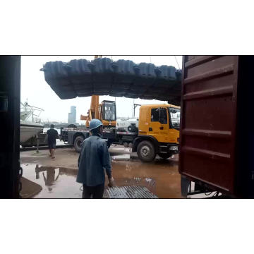 Pontoon for floating high bouyancy dock blocks price in cheap for good sale