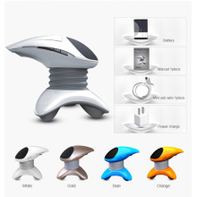 Rechargeable Micro Vibration Portable Massager with Music