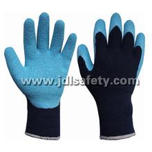 Guante de trabajo de látex para mantener caliente (LY2030)