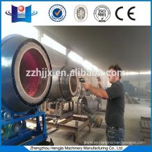 Hornilla de carbón pulverizado industriales giratoria en China