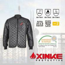 Cotton/Nylon Fire Retardant Jacket