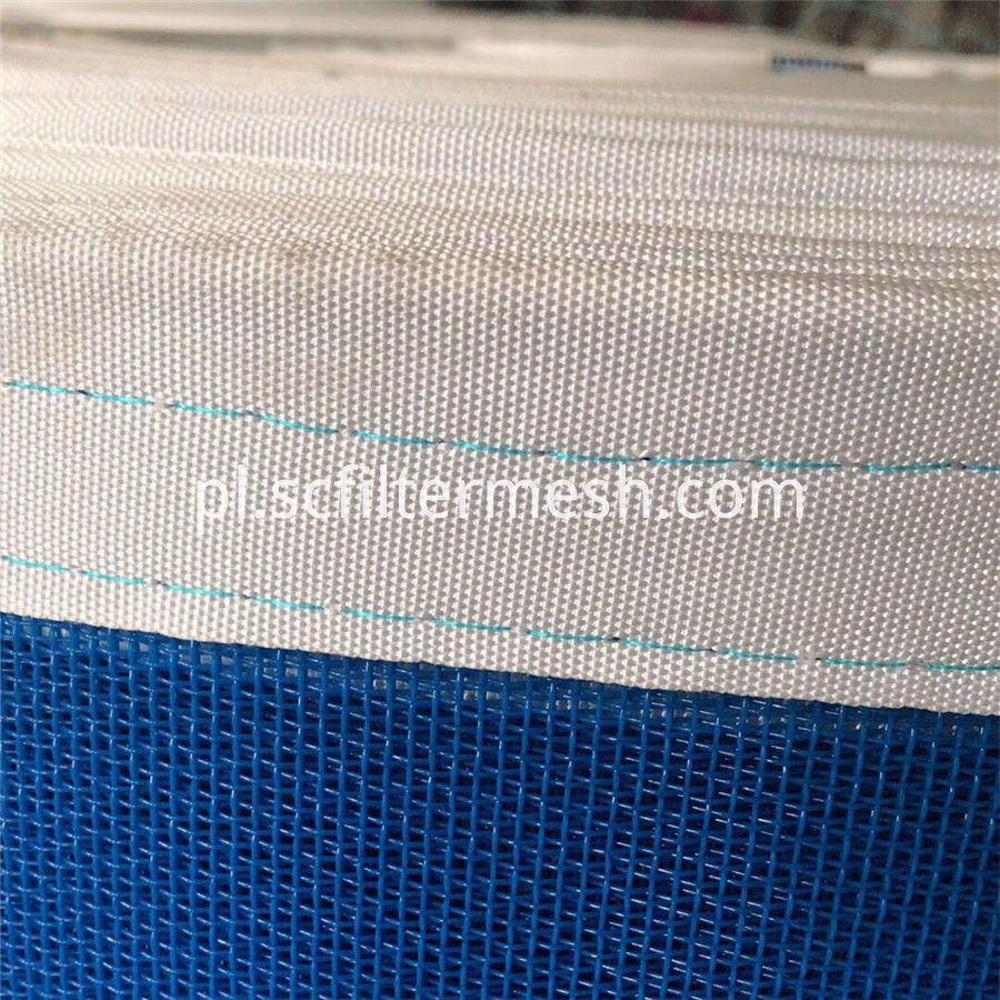 Food Machinery Polyester Mesh