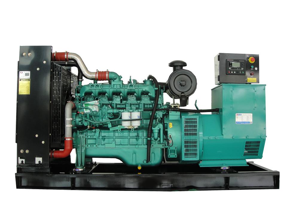 Huali yuchai diesel generator set  80