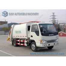 Camion à ordures compacteur JAC 2axls 5000L