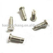 Tornillos métricos especiales pequeños de acero inoxidable M2 con rosca interna
