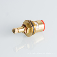 Faucet Ceramic Cartridge Angle Valve Brass Ceramic Cartridge
