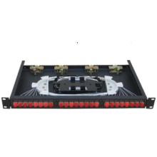 24 Core Adapter Fiber Optic Terminal Box