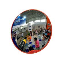 EK Series PC Convex Mirror Wholesale Traffic safety 60cm Indoor Plastic Convex Mirror/