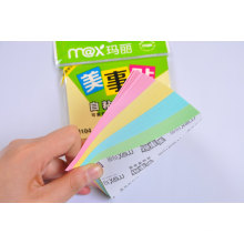 76*76mm 4 Colors Mixedsticky Notes