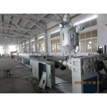 Plastic HDPE Gas and Water Supply Pipe Making Machinery