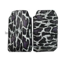 All Styles Mobile Phone Leopard Design Leather Cover