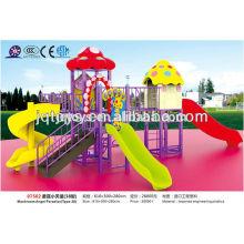 Mushroom new style kids children outdoor playground for sale