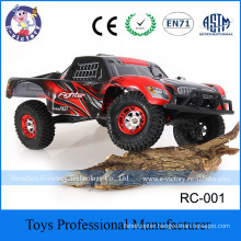 New High Quality Toys Fighter 1:12 2.4G 4WD Short-Course RC Car Remote Control brushless Car Model Vehicle Toy