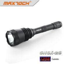 Maxtoch SN6X-2S refletor profunda 1200LM XM-L2 CREE lanterna LED XML2