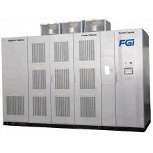 Partidas de motor de média tensão 6600V
