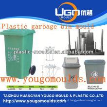 Lixo único lixo moldes e 2013 plástico lixo bin mole em taizhou, zhejiang