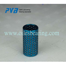 FZ Ball retainer bearing,Plastic retainer,Copper Ball cage with Circlip Groove.