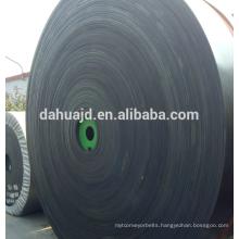 Steel core Heat resistant conveyor belt, rubber belt with China supplier