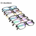 japanese premium selling colorful frame TR90 optical glasses