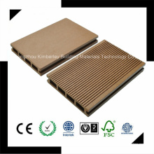 135 * 25 Non Pollution Recycling Natural Price WPC Flooring