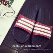 2017 Pvc soft bottom slippers female summer indoor slipper shoes