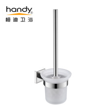 Kamar mandi 304 Stainless Steel Kaca Toliet Brushed Holder