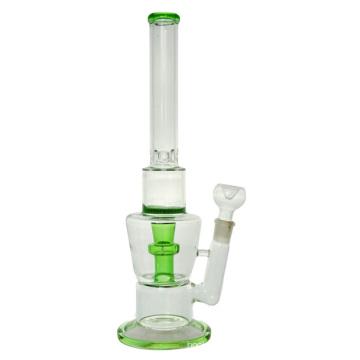 Honeycomb Vidro Cachimbo de água de fumar com chuveiro Ice Catcher (ES-GB-424)