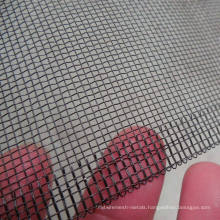 Black Coated Aluminum Wire Mesh