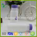 165ml HDPE disposable round empty plastic milk bottle factory