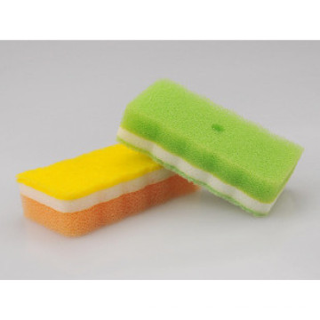 Productos de limpieza de espuma de esponja