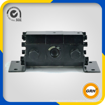 Hydraulic Rotary Geared Motor Type Flow Divider