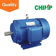 Motor de CA elétrico trifásico da série do chimpanzé Y2 do fio de cobre de 100%