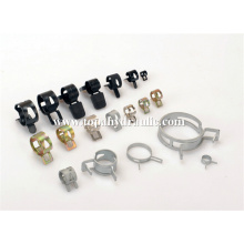 Rubber stringing high pressure clip pipe clamp 3/4