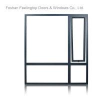 Ventanas de aluminio inteligentes con doble acristalamiento (FT-W70)
