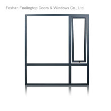 Aluminium Smart Windows with Double Glazed (FT-W70)