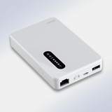 5000mAh 3G USB Charger with Li-Polymer Battery