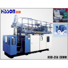 Hsb-25A da máquina de molde do sopro da extrusão 25L