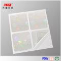 Make A Hologram Sticker With Custom Pattern
