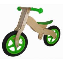"""Wooden Bike 12 """"Kicker / Balance Kinder Fahrrad / Balance Scooter"""